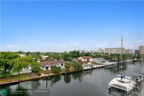 Tiny photo for 2829 NE 33rd Ct #401, Fort Lauderdale, FL 33306 (MLS # F10229768)