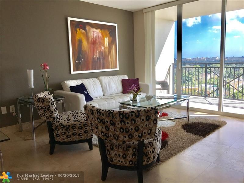 Photo of 600 W Las Olas Blvd #1001S, Fort Lauderdale, FL 33312 (MLS # F10180768)