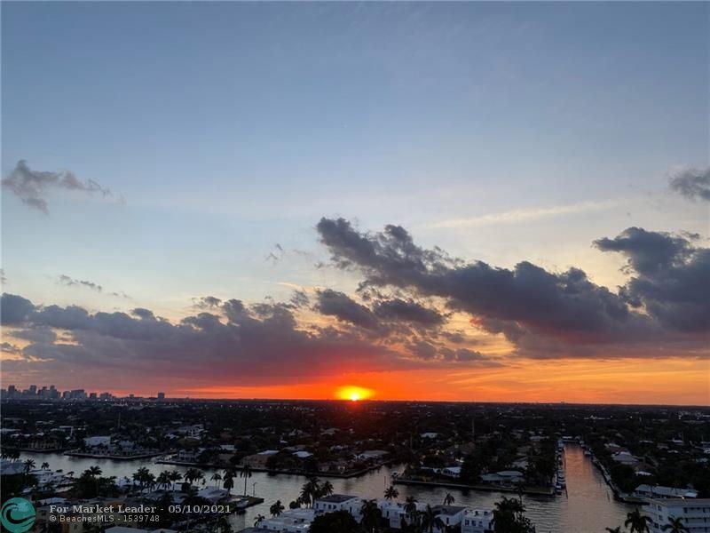Photo of 2715 N Ocean Blvd #10F, Fort Lauderdale, FL 33308 (MLS # F10283768)