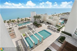 Photo of 101 S Fort Lauderdale Beach Blvd #1204, Fort Lauderdale, FL 33316 (MLS # F10171772)