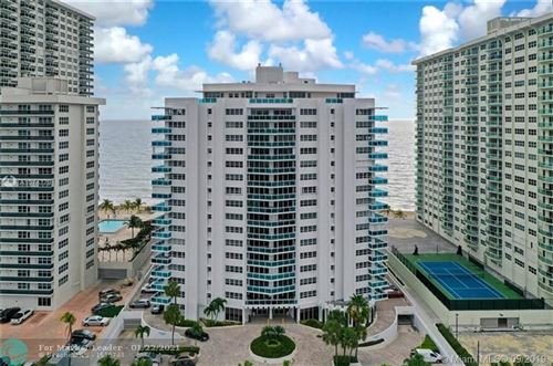 Photo of 3430 Galt Ocean Dr #308, Fort Lauderdale, FL 33308 (MLS # F10267772)