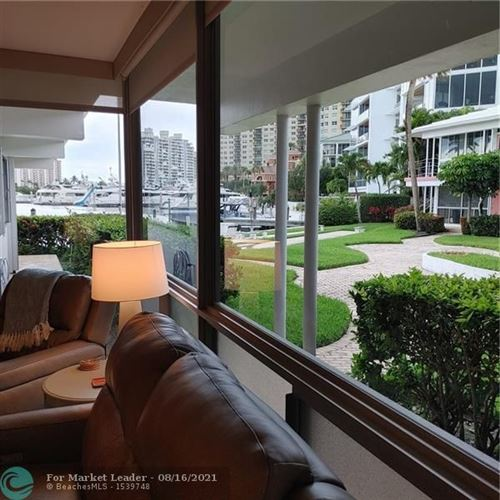 Photo of 2700 S Yacht Club Blvd #5B, Fort Lauderdale, FL 33304 (MLS # F10287772)