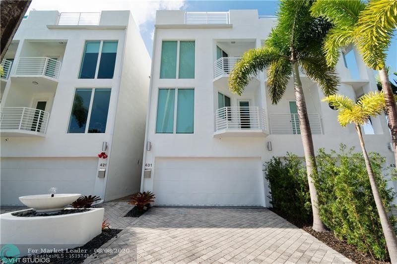 431 Hendricks Isle #431, Fort Lauderdale, FL 33301 - #: F10242772