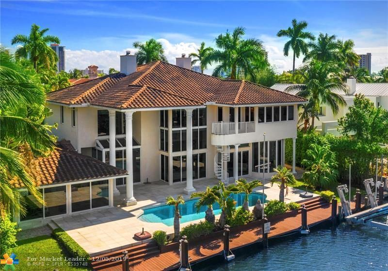 Photo of 83 Royal Palm Dr, Fort Lauderdale, FL 33301 (MLS # F10201773)