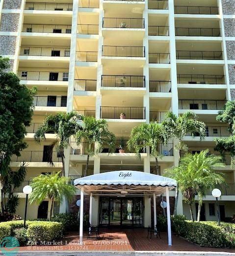 3050 N Palm Aire Dr #610, Pompano Beach, FL 33069 - #: F10290773