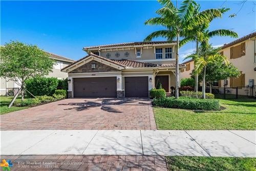 Photo of Listing MLS f10214774 in 10021 S Miralago Way Parkland FL 33076