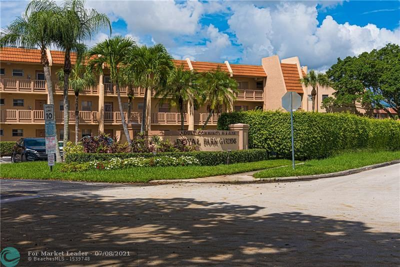 6800 Royal Palm Blvd #212F, Margate, FL 33063 - #: F10291775