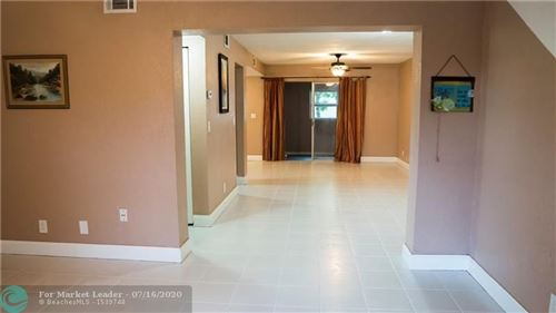 Photo of Listing MLS f10234778 in 8091 NW 12th St #C Margate FL 33063