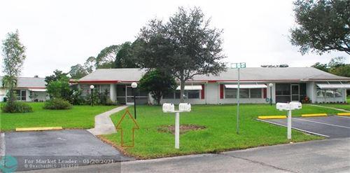 Photo of 8532 NW 10th St #B78, Plantation, FL 33322 (MLS # F10266779)