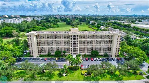Photo of 3300 N Palm Aire Dr #902, Pompano Beach, FL 33069 (MLS # F10301780)