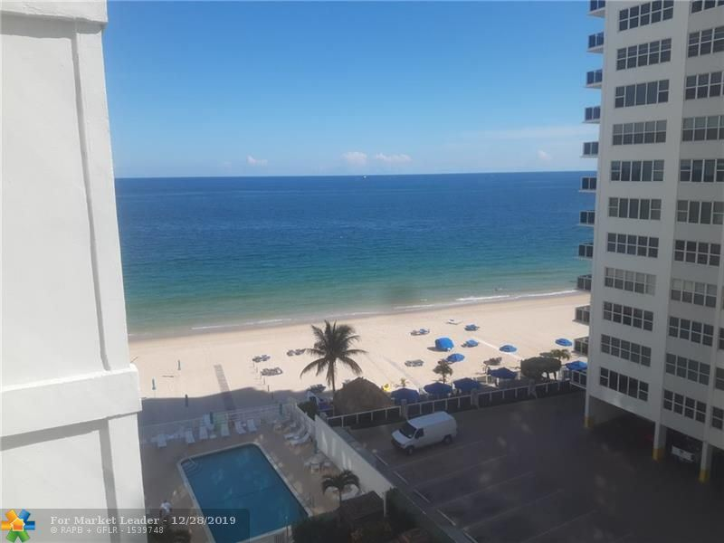 Photo of 3750 Galt Ocean Dr #804, Fort Lauderdale, FL 33308 (MLS # F10201780)