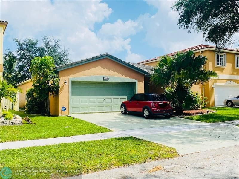 Photo of 2301 SW 106th Ave, Miramar, FL 33025 (MLS # F10305780)