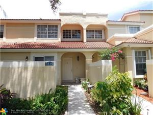 Photo of 3315 Deer Creek Alba Way, Deerfield Beach, FL 33442 (MLS # F10167781)
