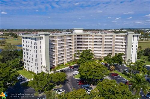 Photo of Listing MLS f10214781 in 3090 N Course Dr #906 Pompano Beach FL 33069