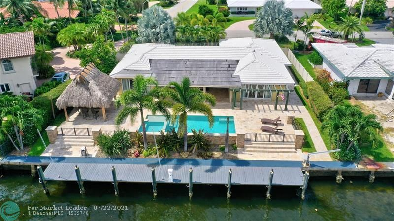Photo of 2895 NE 26th Ct, Fort Lauderdale, FL 33306 (MLS # F10293781)