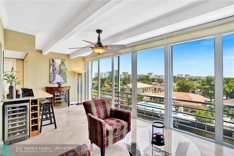 Photo of 3080 NE 47th Ct #404, Fort Lauderdale, FL 33308 (MLS # F10236782)