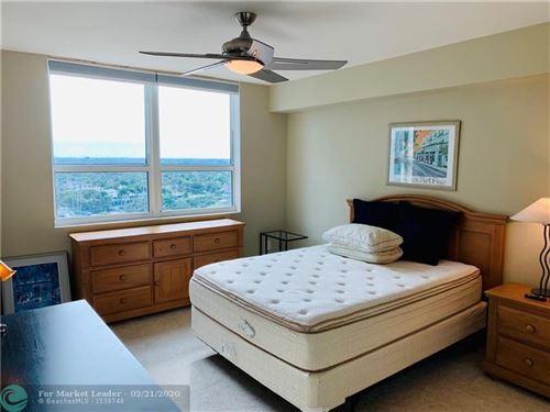 Photo of 610 W LAS OLAS BL #1420N, Fort Lauderdale, FL 33312 (MLS # F10217784)