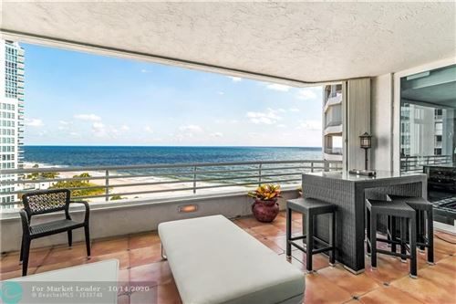 Photo of 1700 S Ocean Blvd #10C, Lauderdale By The Sea, FL 33062 (MLS # F10253784)