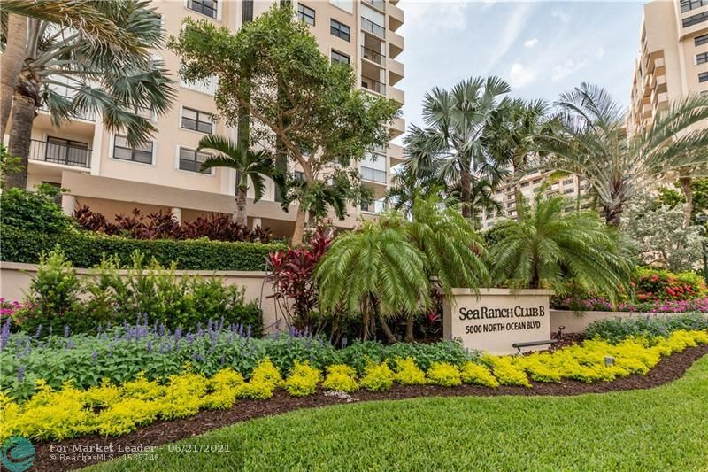 5000 N Ocean Blvd #305, Lauderdale by the Sea, FL 33308 - #: F10238784