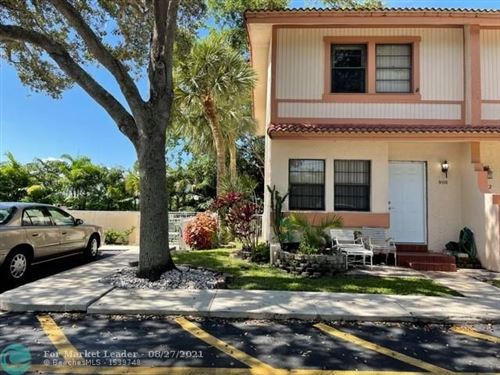 Photo of 9110 NW 40th St #13, Coral Springs, FL 33065 (MLS # F10293785)