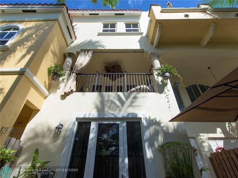 825 NE 16th Ter #3, Fort Lauderdale, FL 33304 - #: F10232785