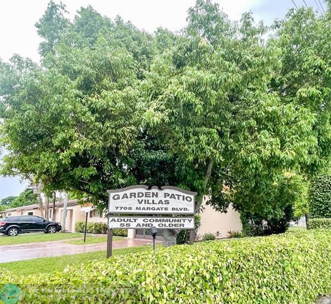 Photo of 7708 Margate Blvd #C4-4, Margate, FL 33063 (MLS # F10305785)