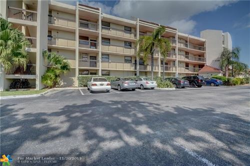 Photo of 115 Lake Emerald Dr #304, Oakland Park, FL 33309 (MLS # F10201786)