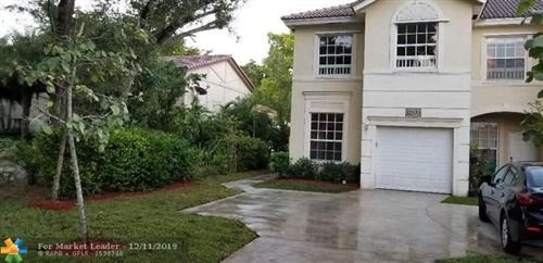 Photo of 11570 NW 36th St #1, Coral Springs, FL 33065 (MLS # F10206787)