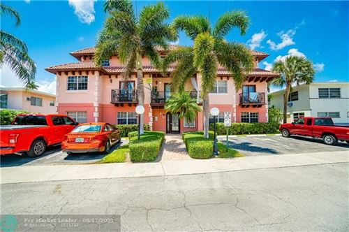 Photo of 4525 Poinciana St #10, Lauderdale By The Sea, FL 33308 (MLS # F10296787)