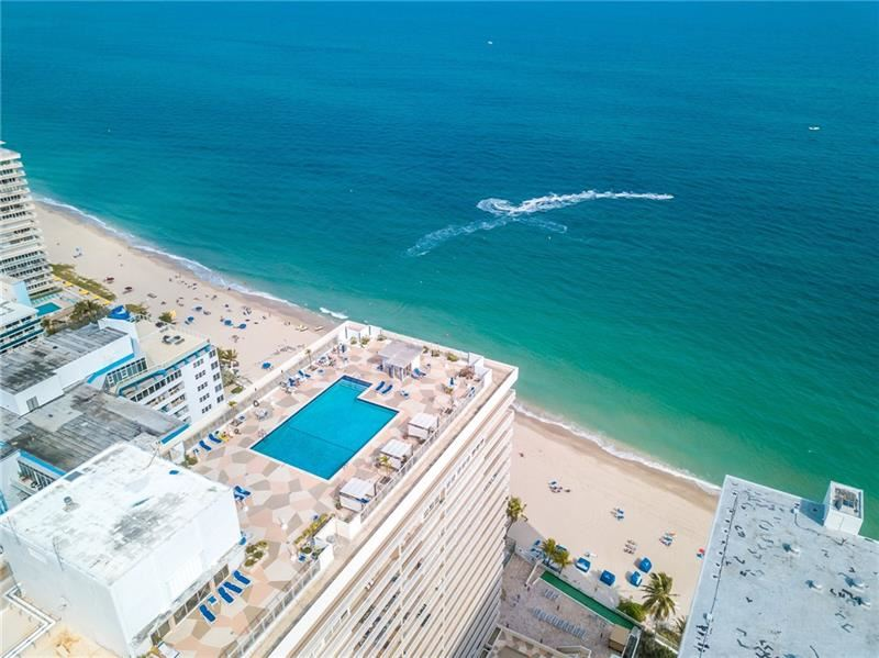 Photo of 4020 Galt Ocean Dr #1406, Fort Lauderdale, FL 33308 (MLS # F10280787)