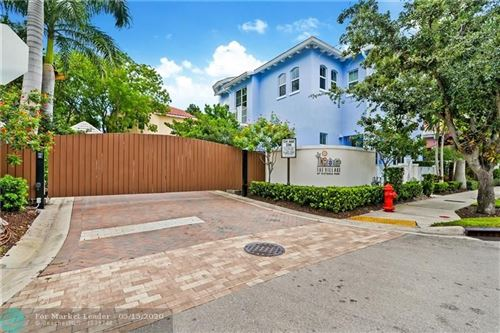 Photo of Listing MLS f10228788 in 916 NE 17 WAY Fort Lauderdale FL 33304