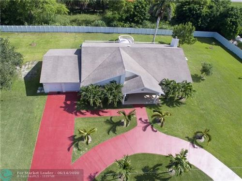 Photo of 19800 SW 14th Ct, Pembroke Pines, FL 33029 (MLS # F10233788)