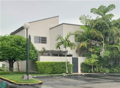 Photo of 4708 SW 67th Ave #L-16, Miami, FL 33155 (MLS # F10301788)