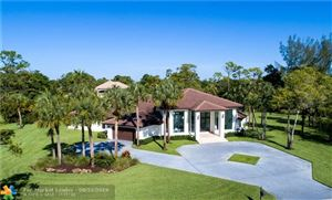 Photo of 6101 NW 61st, Parkland, FL 33067 (MLS # F10189790)