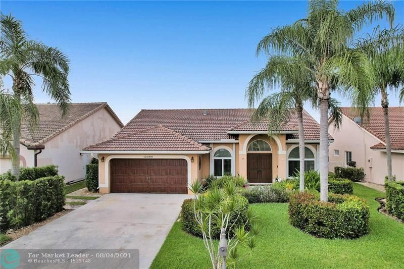 12308 SW 1st St, Coral Springs, FL 33071 - #: F10294790