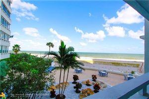 Photo of 3600 Galt Ocean Dr #1E, Fort Lauderdale, FL 33308 (MLS # F10129791)