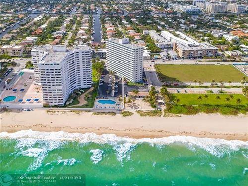 Photo of 4050 N Ocean Dr #1705, Lauderdale By The Sea, FL 33308 (MLS # F10214791)