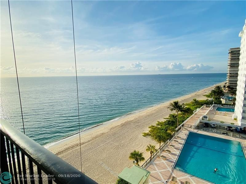 Photo of 4280 Galt Ocean Dr #8-P, Fort Lauderdale, FL 33308 (MLS # F10248791)