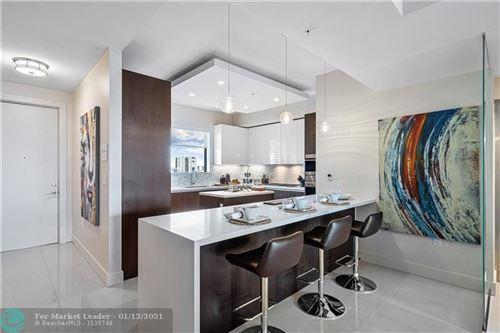 Photo of 3040 N Ocean Blvd #N203, Fort Lauderdale, FL 33308 (MLS # F10265792)