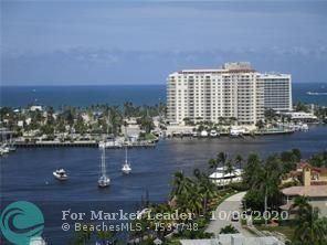340 Sunset Dr #1510, Fort Lauderdale, FL 33301 - MLS#: F10251792