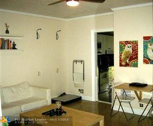 Photo of 443 NE 17 WAY #3, Fort Lauderdale, FL 33301 (MLS # F10193793)