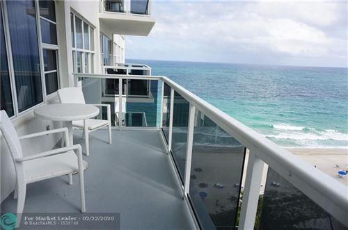 Photo of 3700 Galt Ocean Dr #1108, Fort Lauderdale, FL 33308 (MLS # F10217793)