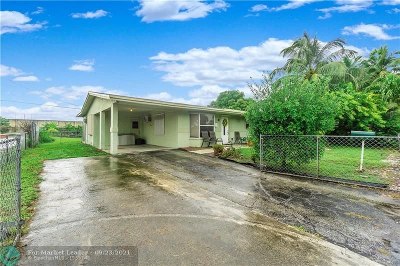 Photo for 1651 NW 51st Ave, Lauderhill, FL 33313 (MLS # F10301793)