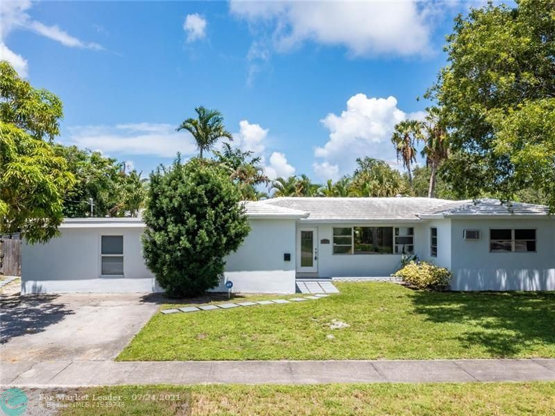 1800 N Victoria Park Rd, Fort Lauderdale, FL 33305 - #: F10293794