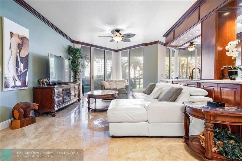 Photo of 3100 N Ocean Blvd #405, Fort Lauderdale, FL 33308 (MLS # F10292795)