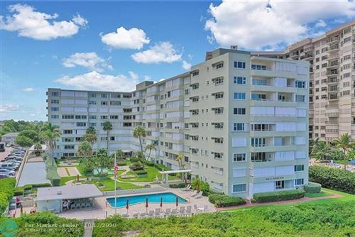 Photo of 1850 S Ocean Blvd #512, Lauderdale By The Sea, FL 33062 (MLS # F10253796)