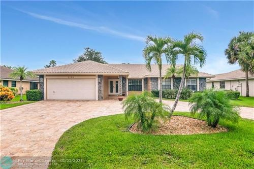 Photo of 5294 NW 84th Way, Coral Springs, FL 33067 (MLS # F10267797)