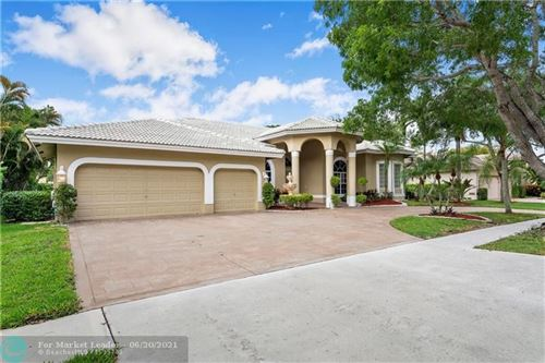 Photo of 6518 NW 72nd Pl, Parkland, FL 33067 (MLS # F10288798)