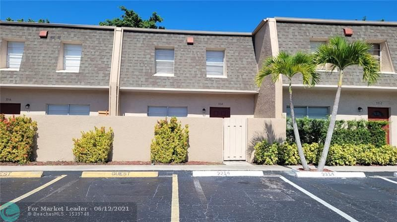 3314 Quail Close #3314, Pompano Beach, FL 33064 - MLS#: F10191798