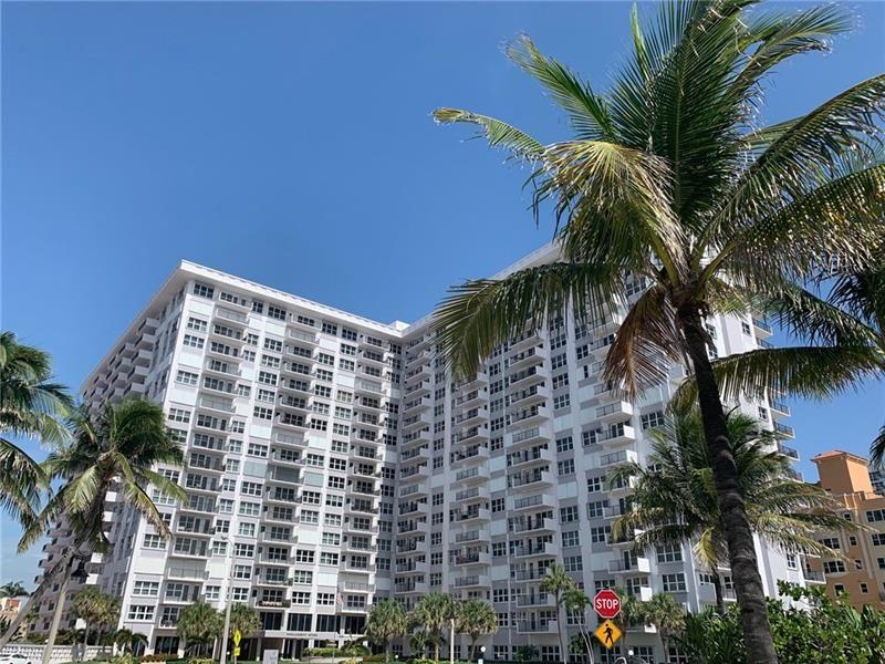 405 N Ocean Blvd #1725, Pompano Beach, FL 33062 - #: F10282798